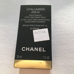 Chanel foundation- new never used!